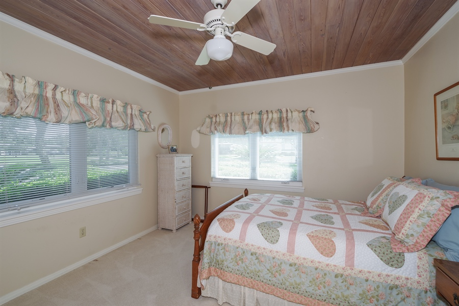 Real Estate Photography - 7001 Lake Drive, Belle Isle, FL, 32809 - 2nd Bedroom