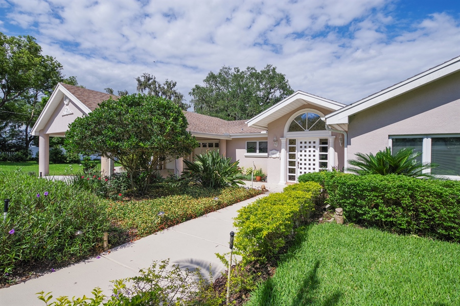 Real Estate Photography - 7001 Lake Drive, Belle Isle, FL, 32809 - Entrance