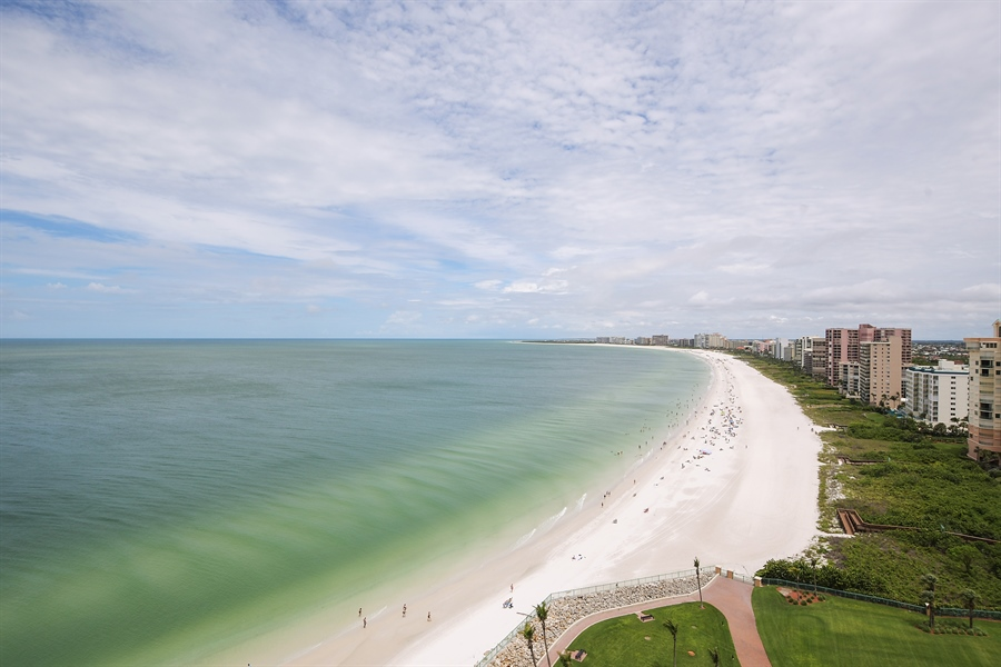 Real Estate Photography - 960 Cape Marco Dr, Unit 1504, Marco Island, FL, 34145 - View