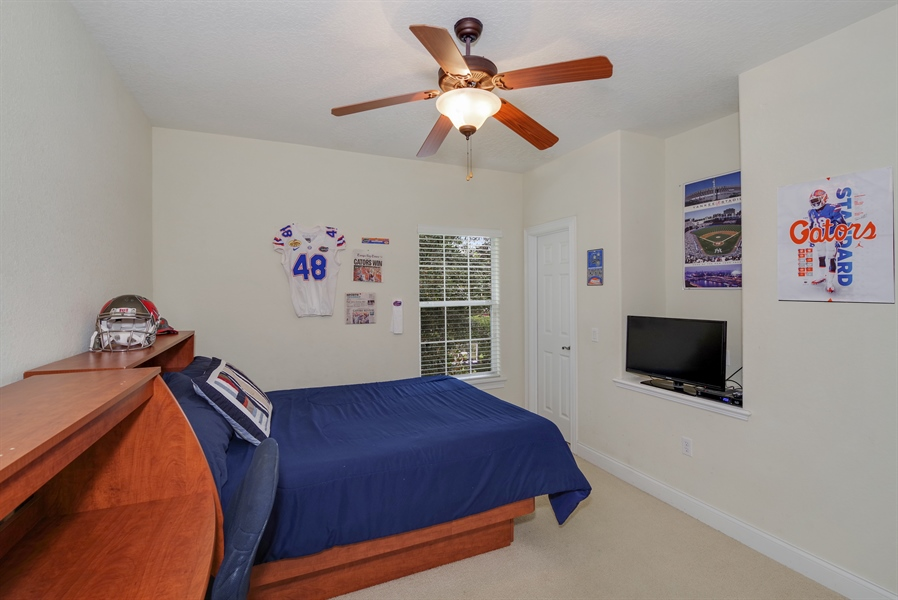 Real Estate Photography - 8211 Stone Mason Ct., Windermere, FL, 34786 - 5th Bedroom