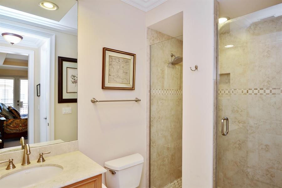 Real Estate Photography - 1508 Outrigger Landing, 1-310, Jensen Beach, FL, 34957 - 3rd Bathroom