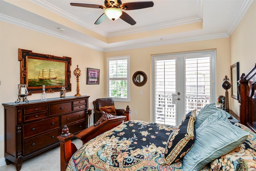 Real Estate Photography - 1508 Outrigger Landing, 1-310, Jensen Beach, FL, 34957 - 2nd Bedroom