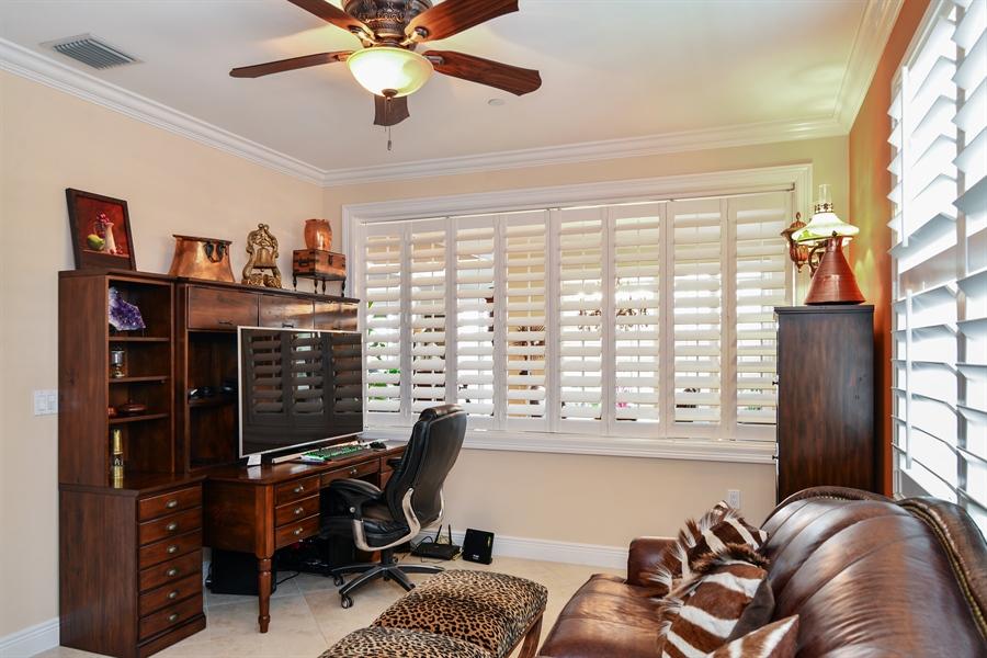 Real Estate Photography - 1508 Outrigger Landing, 1-310, Jensen Beach, FL, 34957 - 3rd Bedroom
