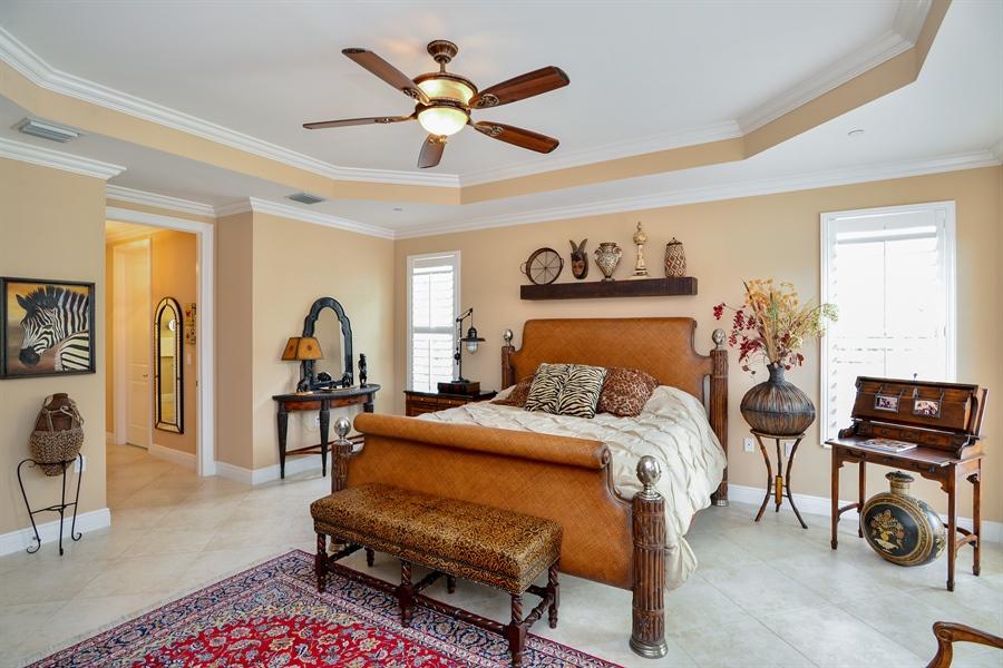 Real Estate Photography - 1508 Outrigger Landing, 1-310, Jensen Beach, FL, 34957 - Master Bedroom