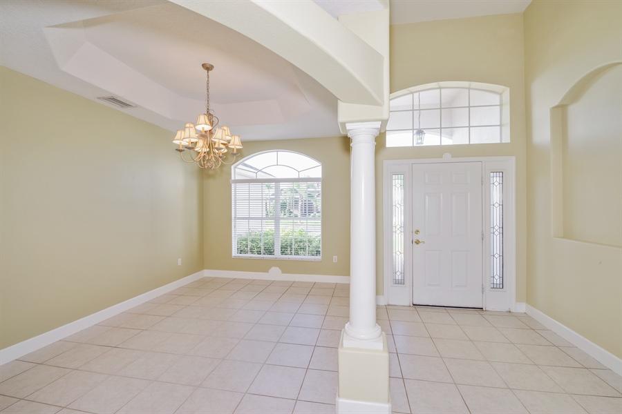 Real Estate Photography - 3620 Chardonnay Dr, Rockledge, FL, 32955 - Dining Room