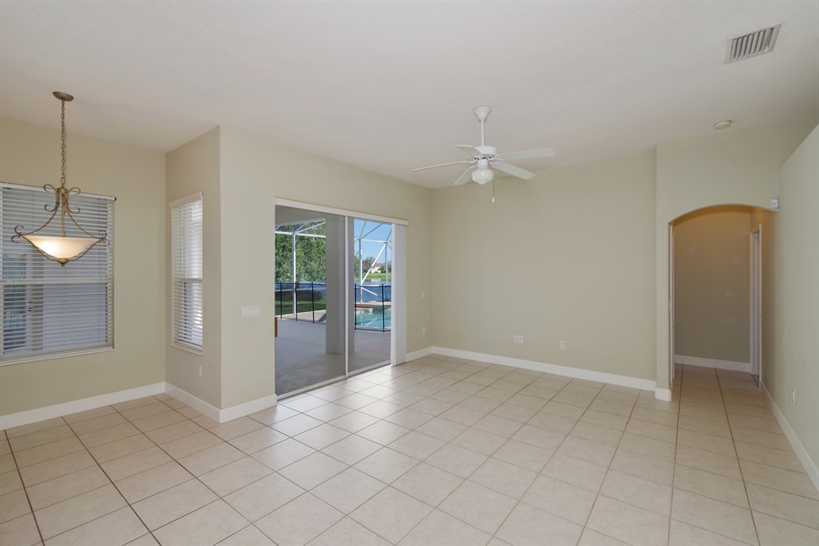 Real Estate Photography - 3620 Chardonnay Dr, Rockledge, FL, 32955 - Family Room