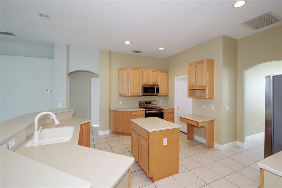 Real Estate Photography - 3620 Chardonnay Dr, Rockledge, FL, 32955 - Kitchen