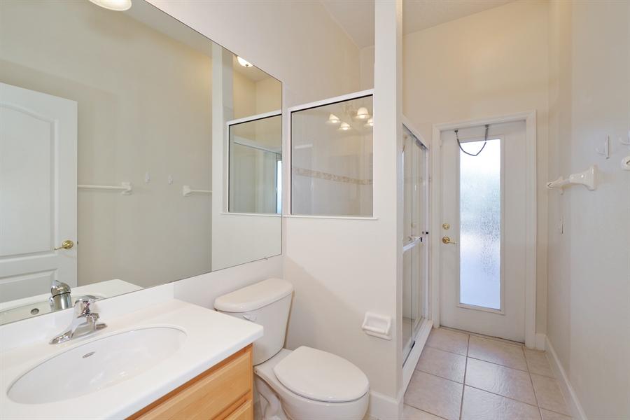 Real Estate Photography - 3620 Chardonnay Dr, Rockledge, FL, 32955 - 2nd Bathroom