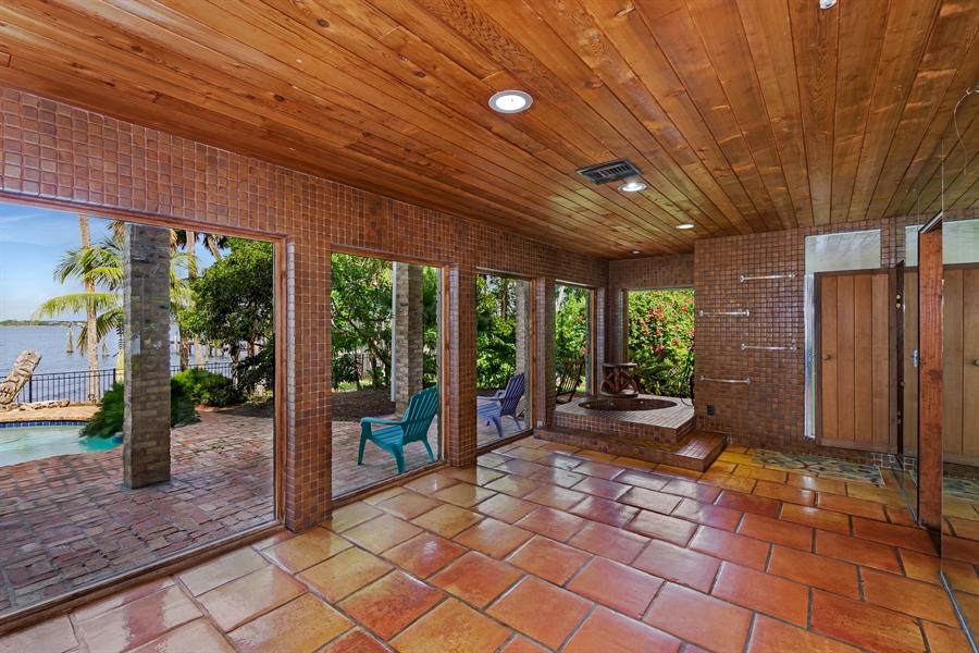 Real Estate Photography - 7235 S. Tropical Trail, Merritt Island, FL, 32952 - Master Bathroom