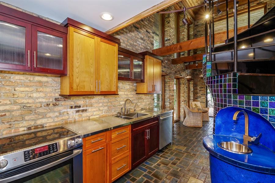 Real Estate Photography - 7235 S. Tropical Trail, Merritt Island, FL, 32952 - Kitchen