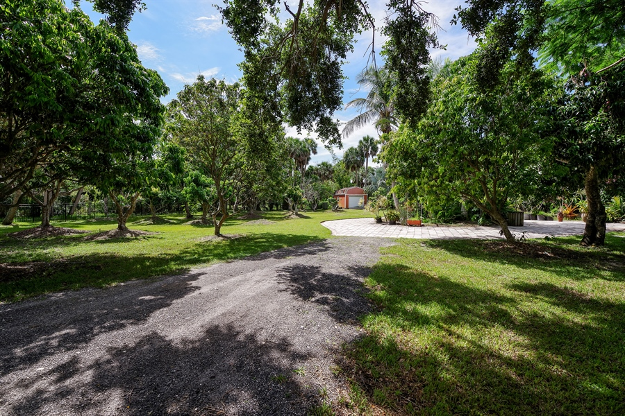 Real Estate Photography - 7235 S. Tropical Trail, Merritt Island, FL, 32952 - Front View