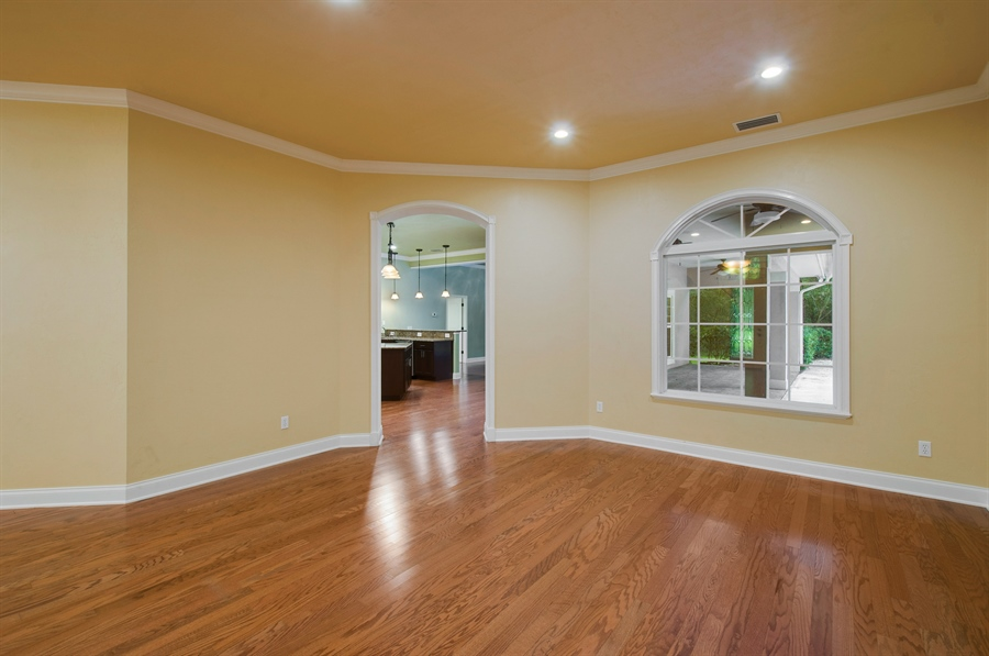 Real Estate Photography - 16776 NW 2nd Road, Newberry, FL, 32669 - Formal Living Room