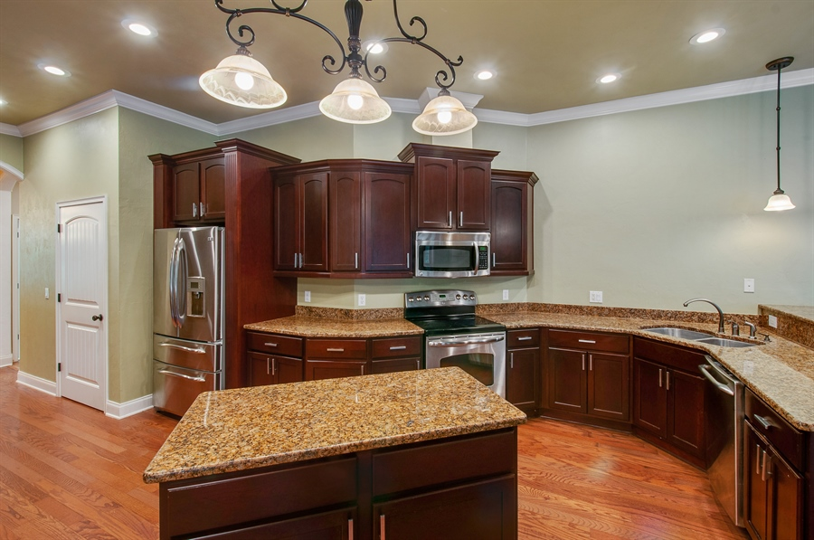 Real Estate Photography - 16776 NW 2nd Road, Newberry, FL, 32669 - Kitchen