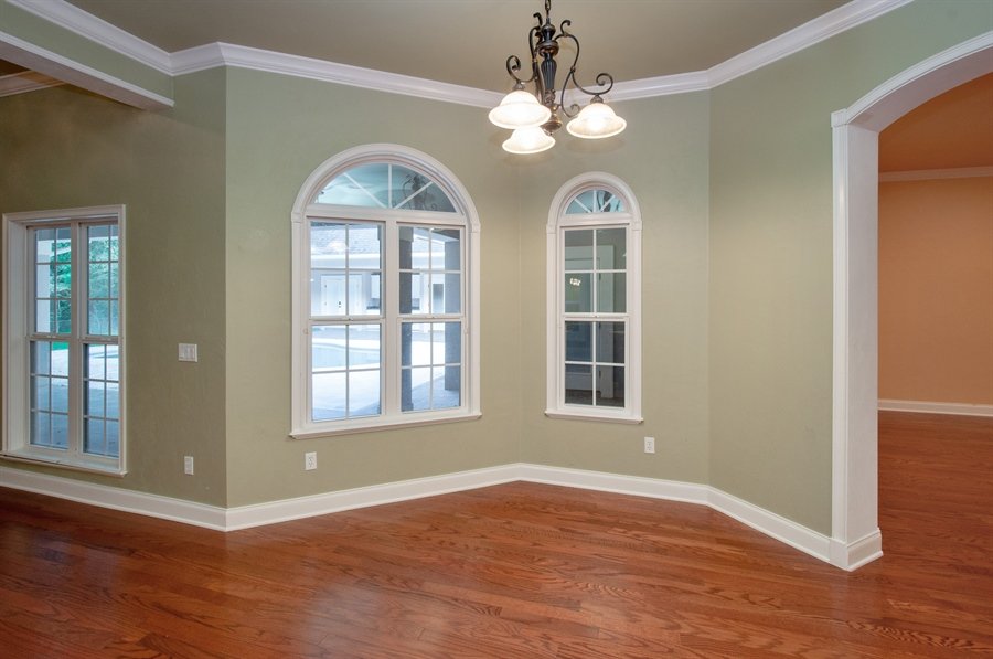 Real Estate Photography - 16776 NW 2nd Road, Newberry, FL, 32669 - Breakfast Nook