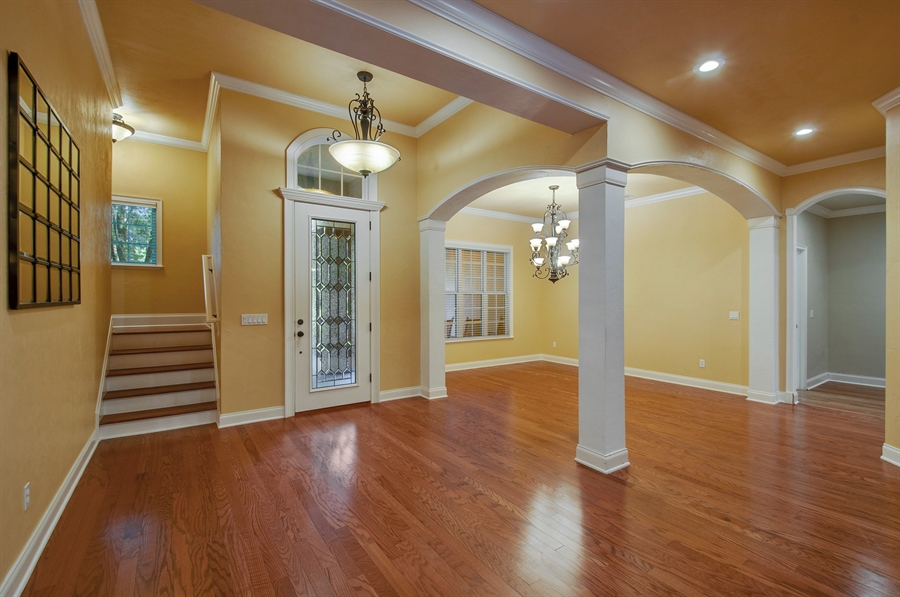 Real Estate Photography - 16776 NW 2nd Road, Newberry, FL, 32669 - Foyer