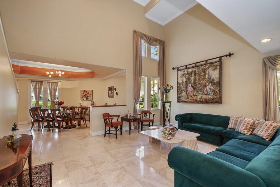 Real Estate Photography - 3235 NE 207th Terrace, Aventura, FL, 33180 - Living Room