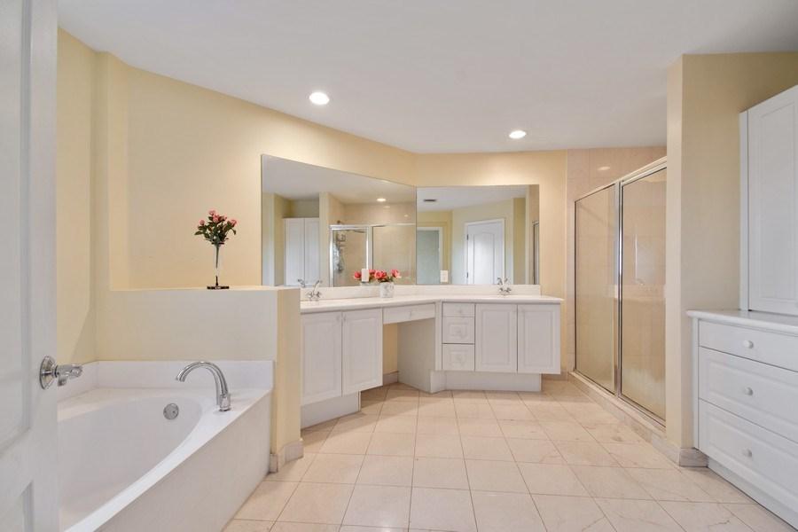 Real Estate Photography - 3235 NE 207th Terrace, Aventura, FL, 33180 - Master Bathroom