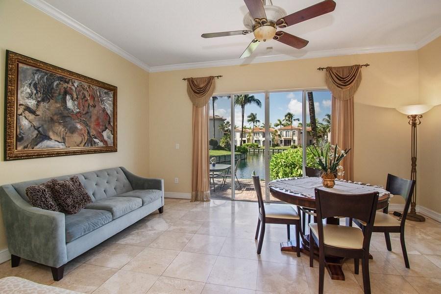 Real Estate Photography - 3235 NE 207th Terrace, Aventura, FL, 33180 - Family Room