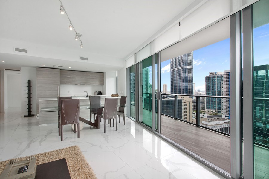 Real Estate Photography - 1300 S. Miami Ave., #2505, Miami, FL, 33130 - View