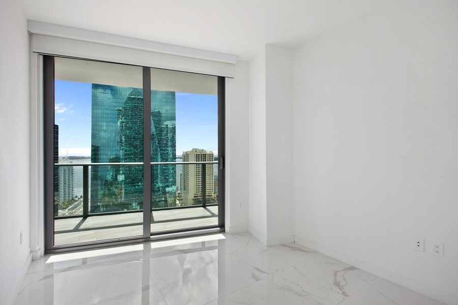 Real Estate Photography - 1300 S. Miami Ave., #2505, Miami, FL, 33130 - 2nd Bedroom