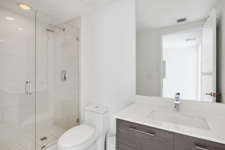 Real Estate Photography - 1300 S. Miami Ave., #2505, Miami, FL, 33130 - Bathroom