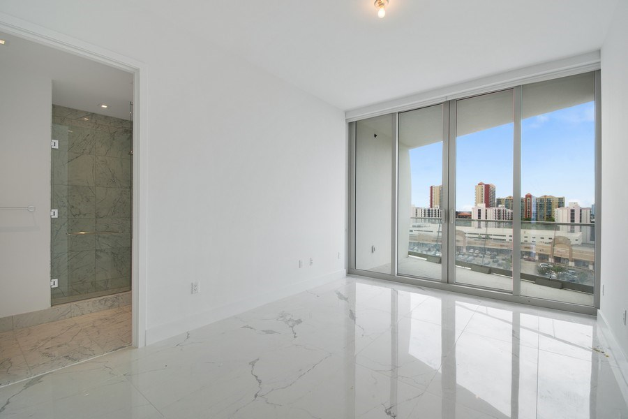 Real Estate Photography - 16901 Collins Ave., #702, Sunny Isles Beach, FL, 33160 - Bedroom