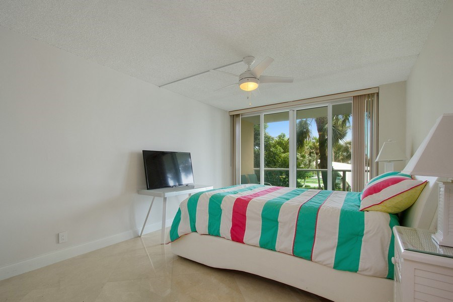 Real Estate Photography - Tiara East Condos333 NE 21st Ave., #310, Deerfield Beach, FL, 33441 - 2nd Bedroom