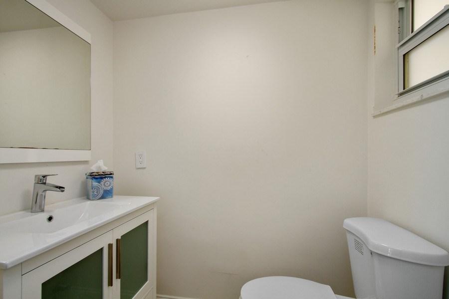 Real Estate Photography - Tiara East Condos333 NE 21st Ave., #310, Deerfield Beach, FL, 33441 - Half Bath