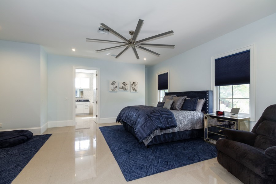 Real Estate Photography - 718 Springline Dr., Naples, FL, 34102 - Master Bedroom
