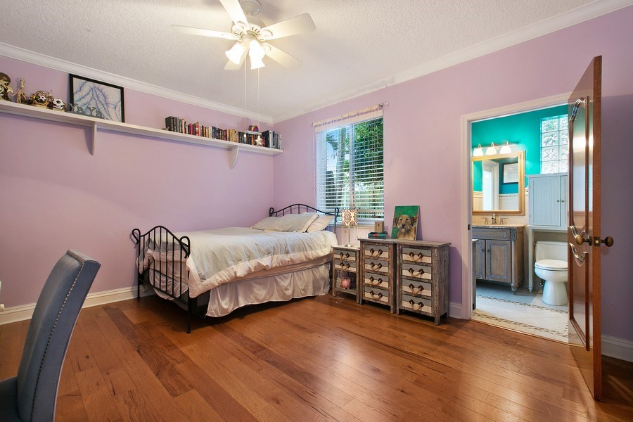 Real Estate Photography - 3460 Windmill Ranch Rd., Weston, FL, 33331 - 5th Bedroom