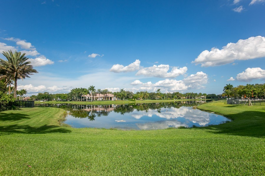Real Estate Photography - 3460 Windmill Ranch Rd., Weston, FL, 33331 - Back Yard