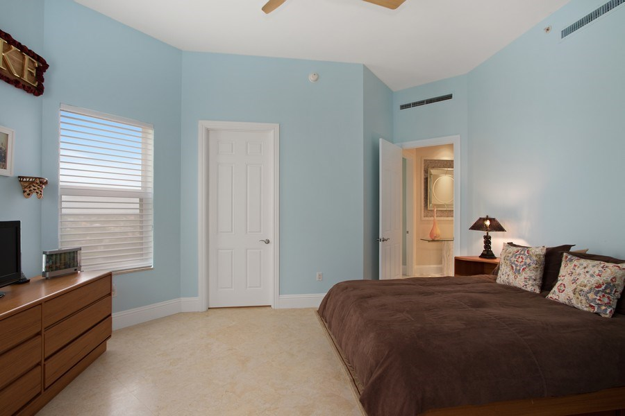 Real Estate Photography - 14270 Royal Harbour Ct., 1122, Fort Myers, FL, 33908 - 2nd Bedroom