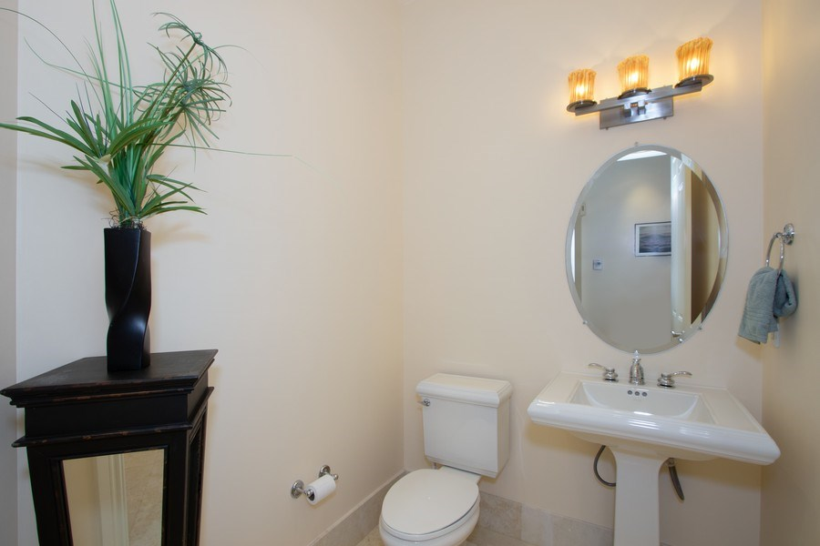 Real Estate Photography - 14270 Royal Harbour Ct., 1122, Fort Myers, FL, 33908 - Half Bath
