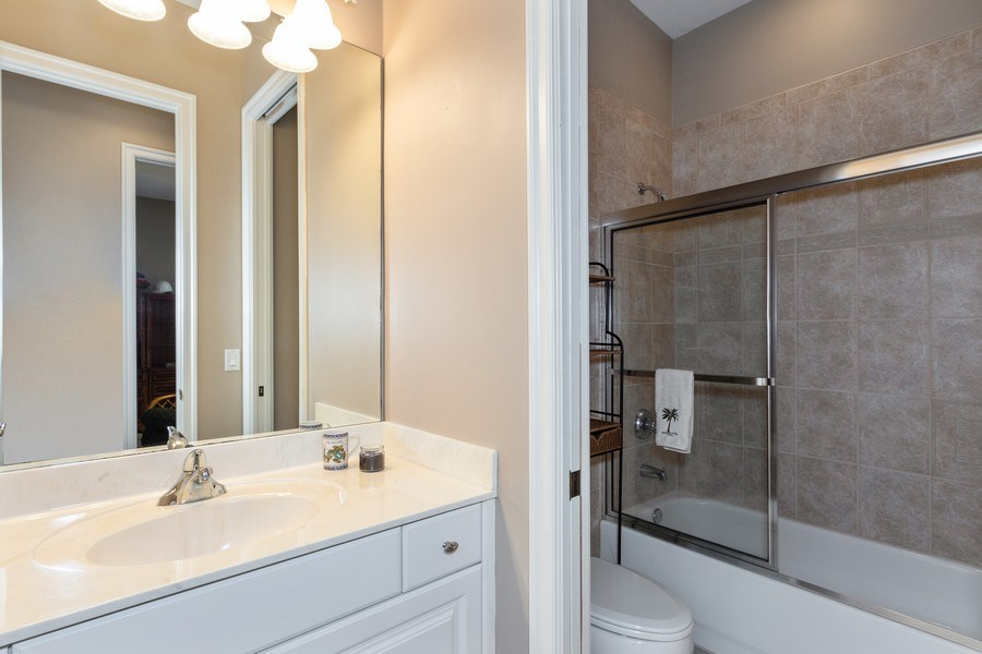 Real Estate Photography - 14530 Ocean Bluff Dr., Fort Myers, FL, 33908 - 3rd Bathroom