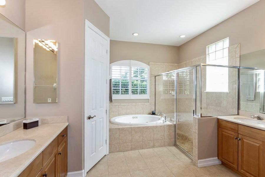 Real Estate Photography - 14530 Ocean Bluff Dr., Fort Myers, FL, 33908 - Master Bathroom