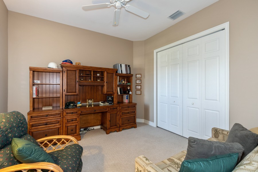 Real Estate Photography - 14530 Ocean Bluff Dr., Fort Myers, FL, 33908 - 2nd Bedroom