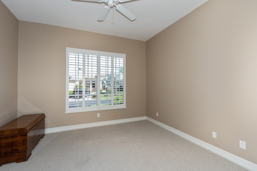 Real Estate Photography - 14530 Ocean Bluff Dr., Fort Myers, FL, 33908 - 3rd Bedroom