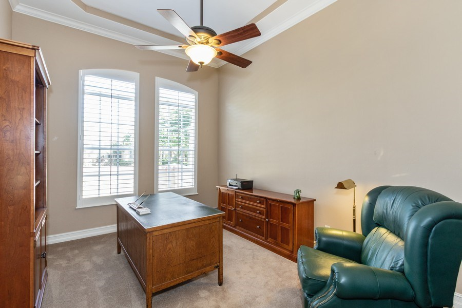 Real Estate Photography - 14530 Ocean Bluff Dr., Fort Myers, FL, 33908 - Den