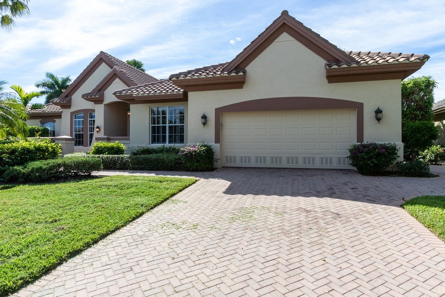 Real Estate Photography - 14530 Ocean Bluff Dr., Fort Myers, FL, 33908 - Front View