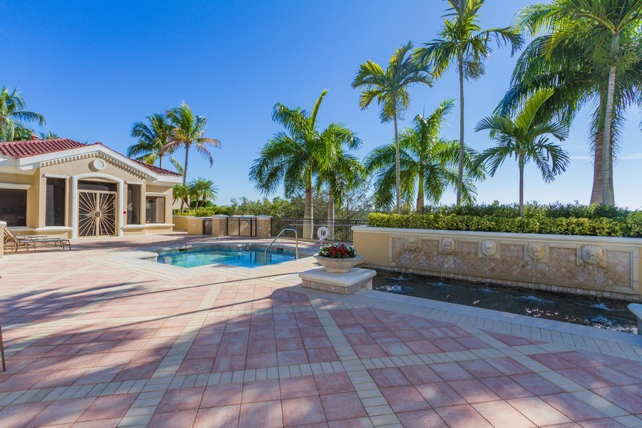 Real Estate Photography - 4875 Pelican Colony Blvd. #1401, Bonita Springs, FL, 34134 - Spa