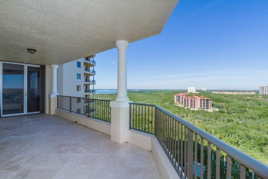 Real Estate Photography - 4875 Pelican Colony Blvd. #1401, Bonita Springs, FL, 34134 - Terrace 2