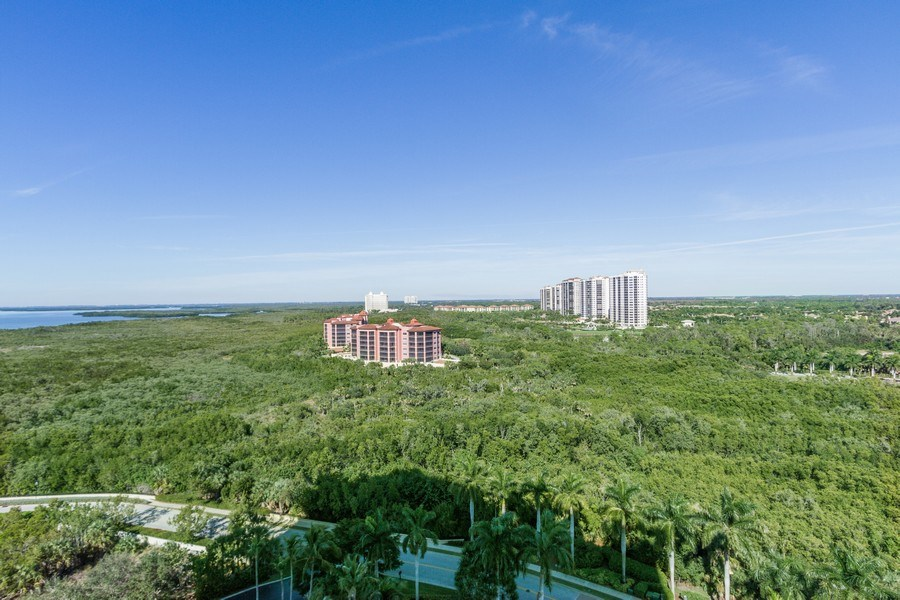 Real Estate Photography - 4875 Pelican Colony Blvd. #1401, Bonita Springs, FL, 34134 - View
