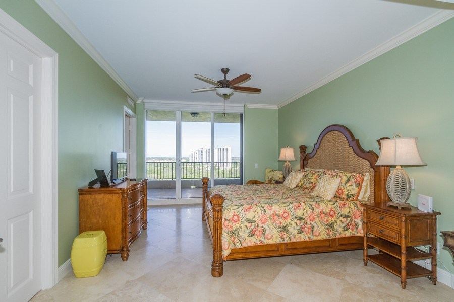 Real Estate Photography - 4875 Pelican Colony Blvd. #1401, Bonita Springs, FL, 34134 - Bedroom
