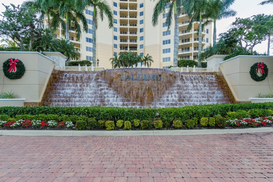 Real Estate Photography - 4875 Pelican Colony Blvd. #1401, Bonita Springs, FL, 34134 - Front View