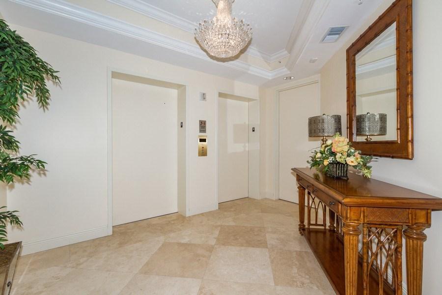Real Estate Photography - 4875 Pelican Colony Blvd. #1401, Bonita Springs, FL, 34134 - Foyer