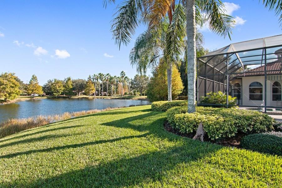 Real Estate Photography - 7147 Beechmont Ter, Lakewood Ranch, FL, 34202 - Lake View