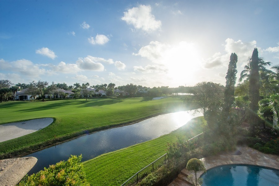 Real Estate Photography - 7582 Isla Verde Way, Delray Beach, FL, 33446 - View