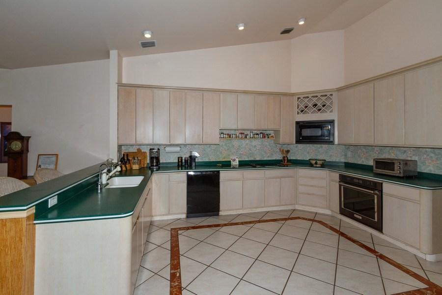 Real Estate Photography - 5180 Mahogany Ridge Drive, Naples, FL, 34119 - Kitchen