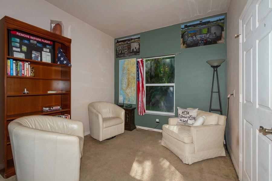 Real Estate Photography - 5180 Mahogany Ridge Drive, Naples, FL, 34119 - Guest House Bedroom