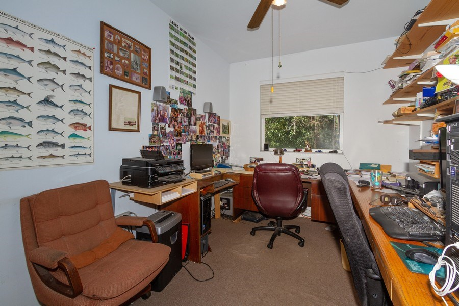 Real Estate Photography - 5180 Mahogany Ridge Drive, Naples, FL, 34119 - Office